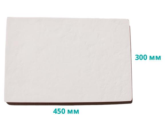 Плитка террасная рифленая 45х30х2,5 см