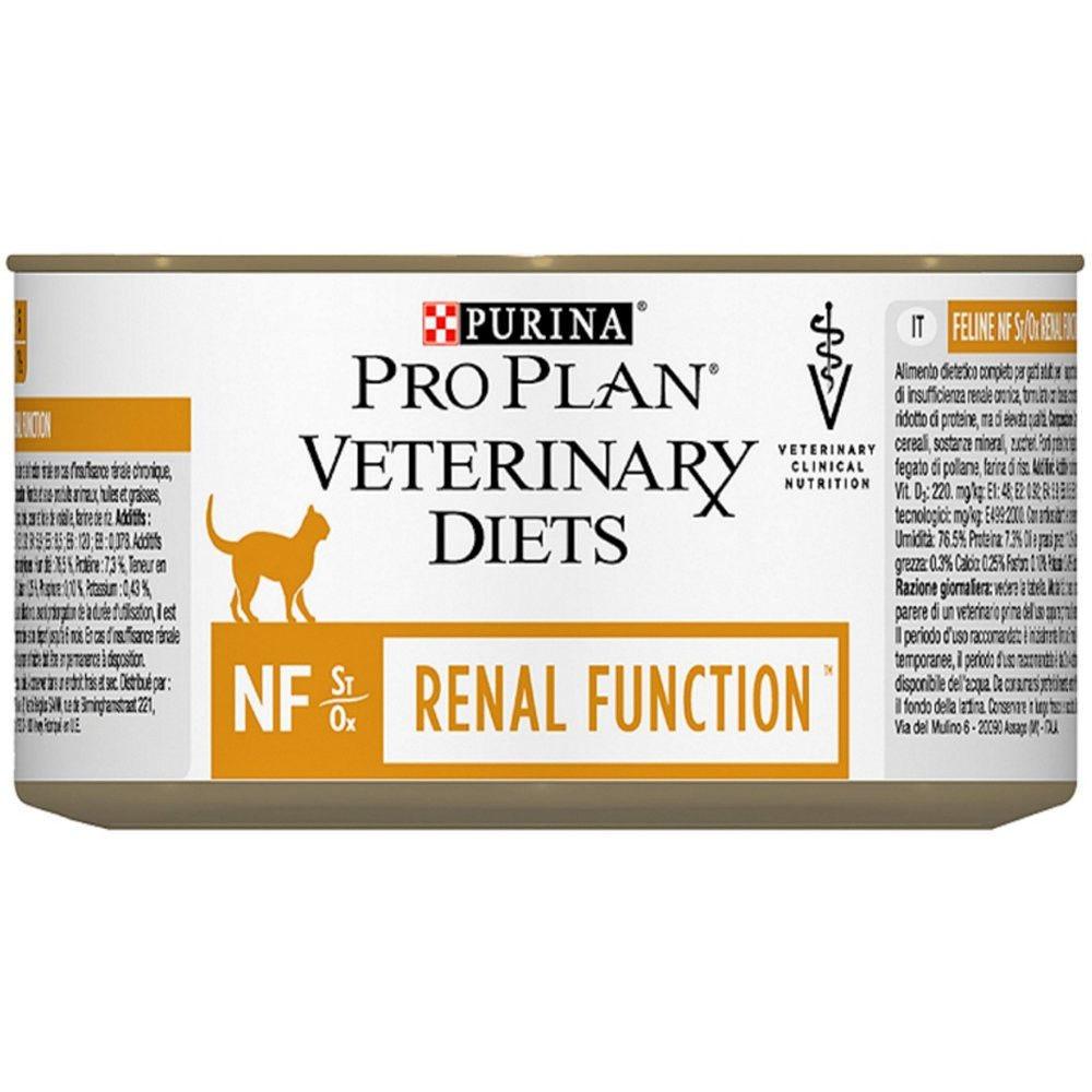 Purina Veterinary Diets NF Renal Feline консерва для кошек 0,195г