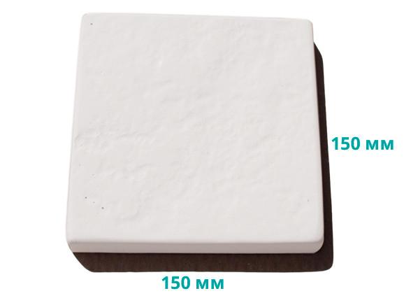 Плитка террасная рифленая 15х15х2 см
