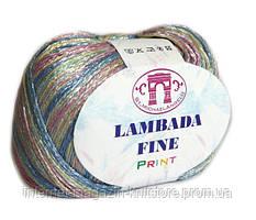 Пряжа Lambada Fine Print