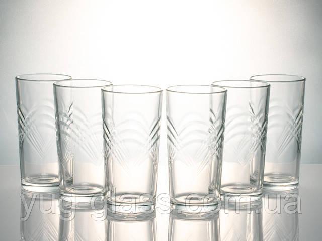 Набір високих стаканів