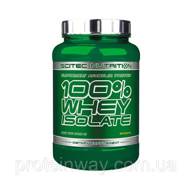 Scitec Nutrition Изолят протеина 100% Whey Isolate 700g