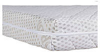 621659 Матрас Солодких Снів Organic Cotton Comfort Elite - 10 см. (кокос, полиуретан, кокос)  белый
