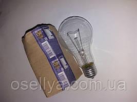Лампа Іскра Е-27 150W прозора