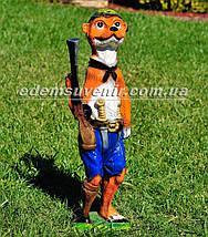 Садовая фигура Суслики друзья, фото 2