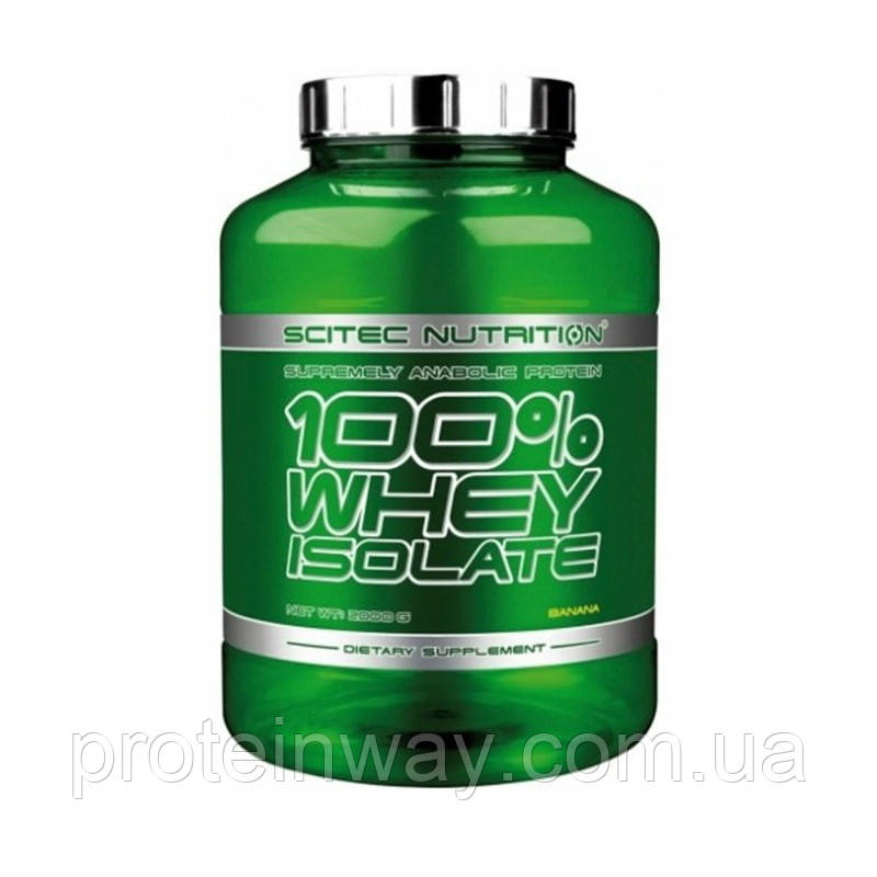 Scitec Nutrition Изолят протеина 100% Whey Isolate 2000g
