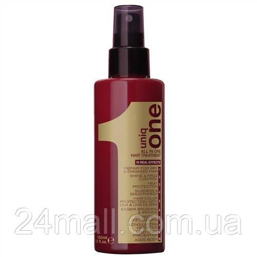 Uniq One All In One Hair Treatment - Мультифункциональная маска-спрей для волос