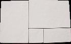 Плитка террасная рифленая 45х30х2 см, фото 3