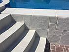 Плитка террасная рифленая 45х30х2 см, фото 2
