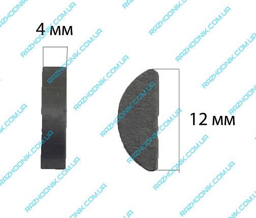 Шпонка большая   (4x5x12), фото 2