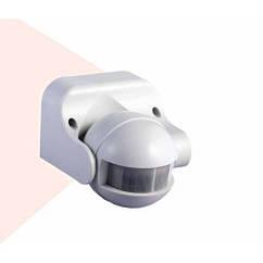 Датчик движения  RIGHT HAUSEN  накладной Белый  HN-061051