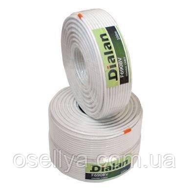 TV Воля/Dialan F690BV-CU Coaxial Cable