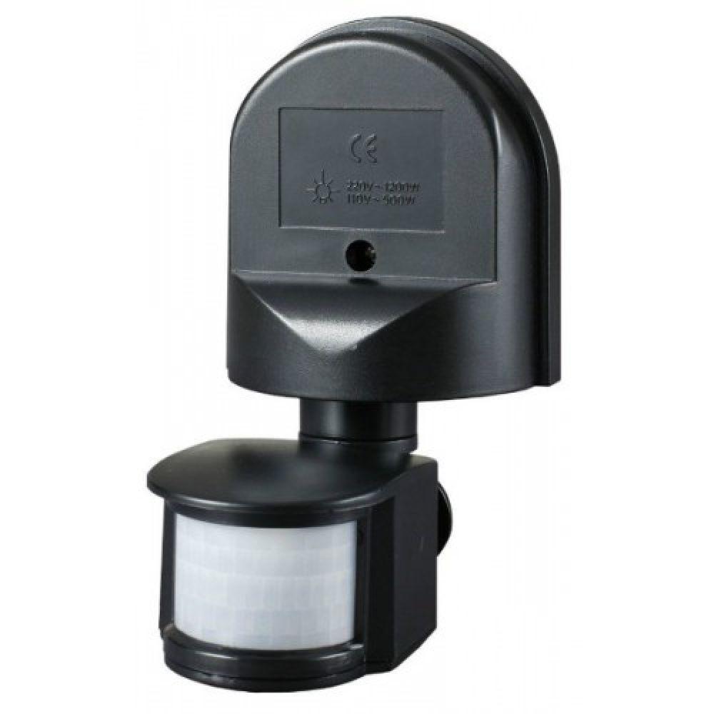 Датчик движения  RIGHT HAUSEN  накладной черный HN-HN-061032