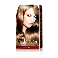 Cтойкая краска для волос HairX TruColour - Русый, 125 мл
