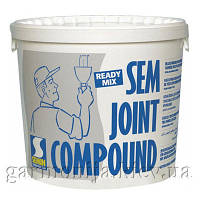 Шпаклевка Semin Sem Joint Compound акриловая, 25 кг