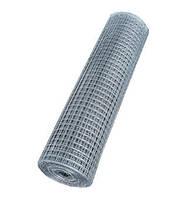 Сварная сетка черная 25х12х0,9 мм