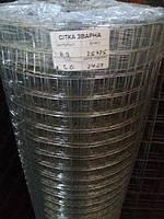 Сітка штукатурна зварна оцинкована d0,9 х 25 х 25 мм 1х30м