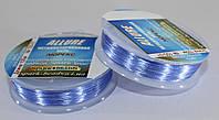 Нитка металлизированная блестящая Allure (100м) Голубая №07