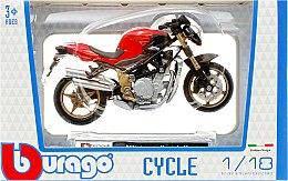 Модель мотоцикла Bburago 1:18