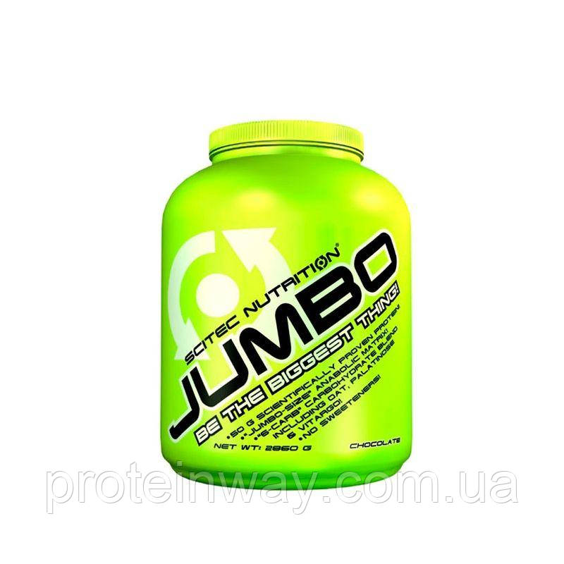 Scitec Nutrition Гейнер Jumbo 2860g