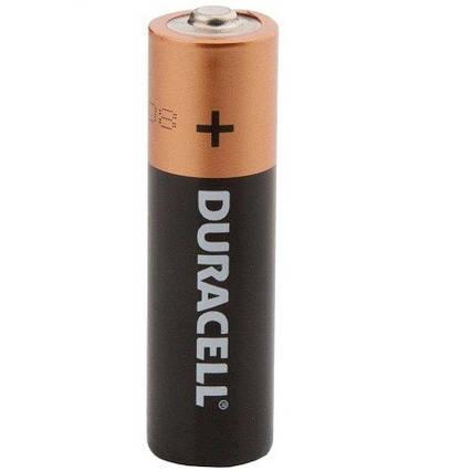 Батарейка Duracell AA LR6 MN1500 Basic пальчик