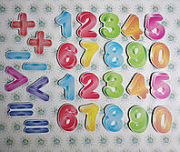 Магнитная математика Цифры