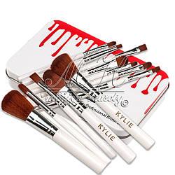 Набор кистей для макияжа 12 шт Kylie Professional Brush Set