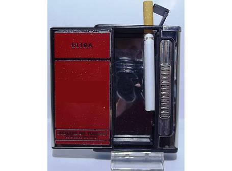 PR7-56 Портсигар с зажигалкой (с автоматической подачей сигарет), фото 2