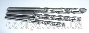 Свердло по металу 1,0х12х34 мм, HAISSER