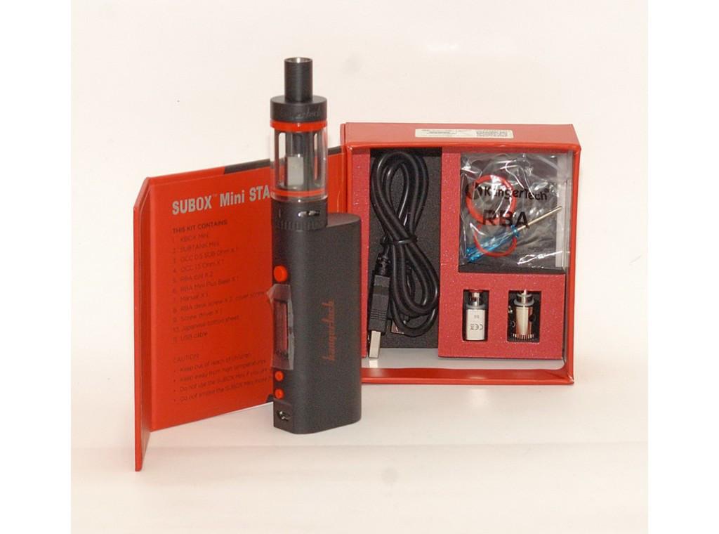 Комплект Kangertech KBox Mini 50W SubTank Mini Кальян электронная сигарета