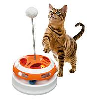 Игрушка д/кошек интерактивная Ferplast Vertigo Carausel