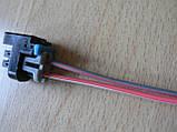 Колодка Lanos разъем проводки Ланос №11а форсунки нового образца, фото 4