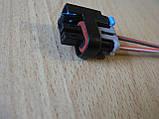 Колодка Lanos разъем проводки Ланос №11а форсунки нового образца, фото 5