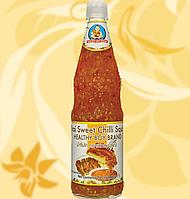 Соус солодкий чилі, Sweet Chilli Sauce, Healthy Boy, 700 мл, Ч