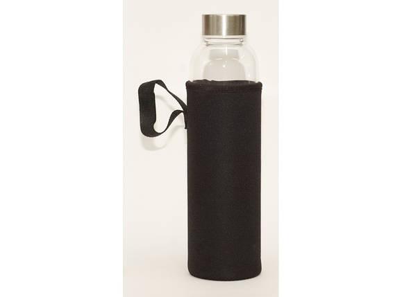T92-2 Бутылка стекло 550 мл + чехол, фото 2
