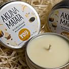 Массажная свеча для рук и тела AKUNA MATATA, Кофейная алхимия, 30мл, фото 2