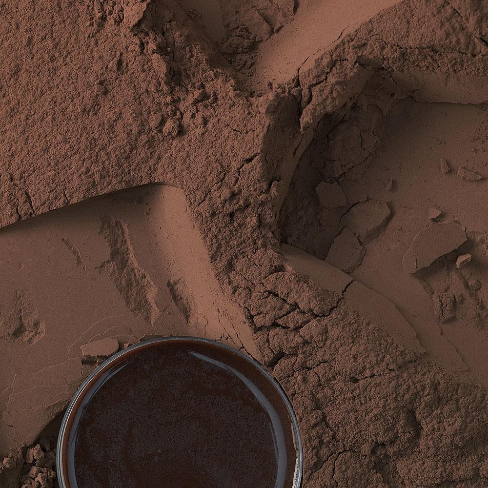 "Какао порошок с жирностью 22/24 % ""Barry Callebaut"" 1 кг"