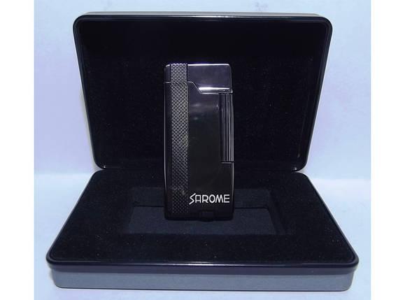 Подарочная кремниевая зажигалка SAROME PZ25202, фото 2