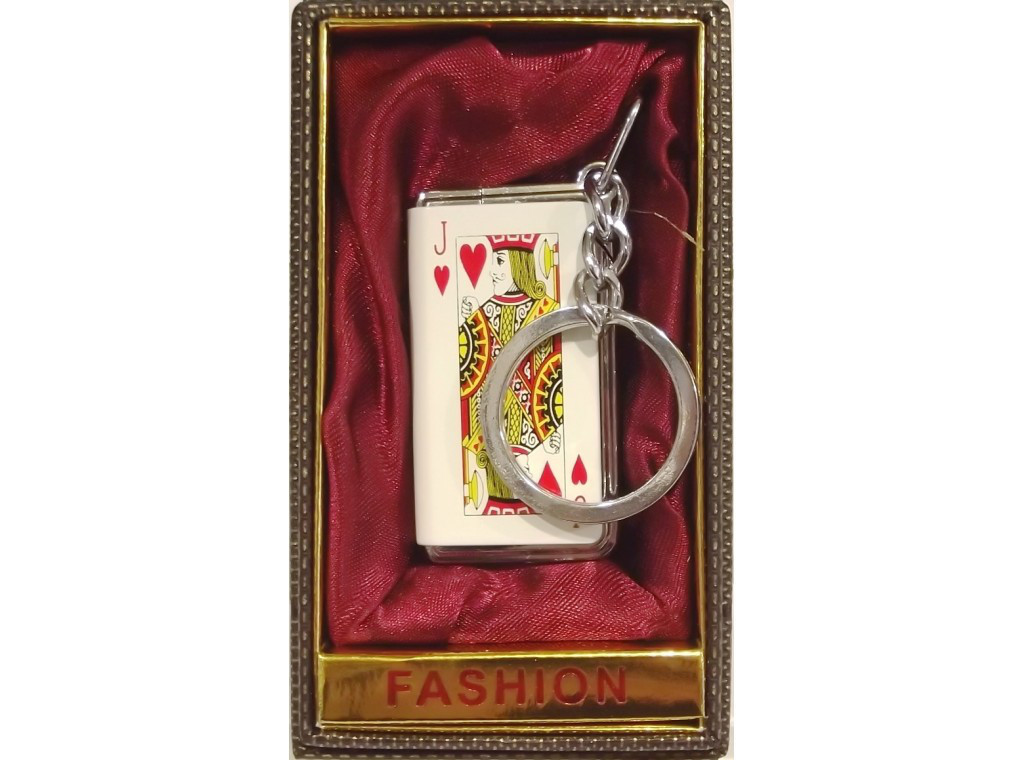 Подарочная зажигалка FASHION PZ5640