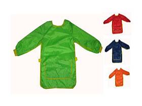 Фартук с карманом для творчества 54*45 см,7-8 лет