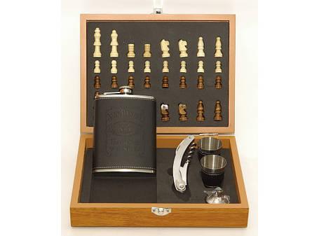 Набор с шахматами в дереве NF4-17 , фото 2