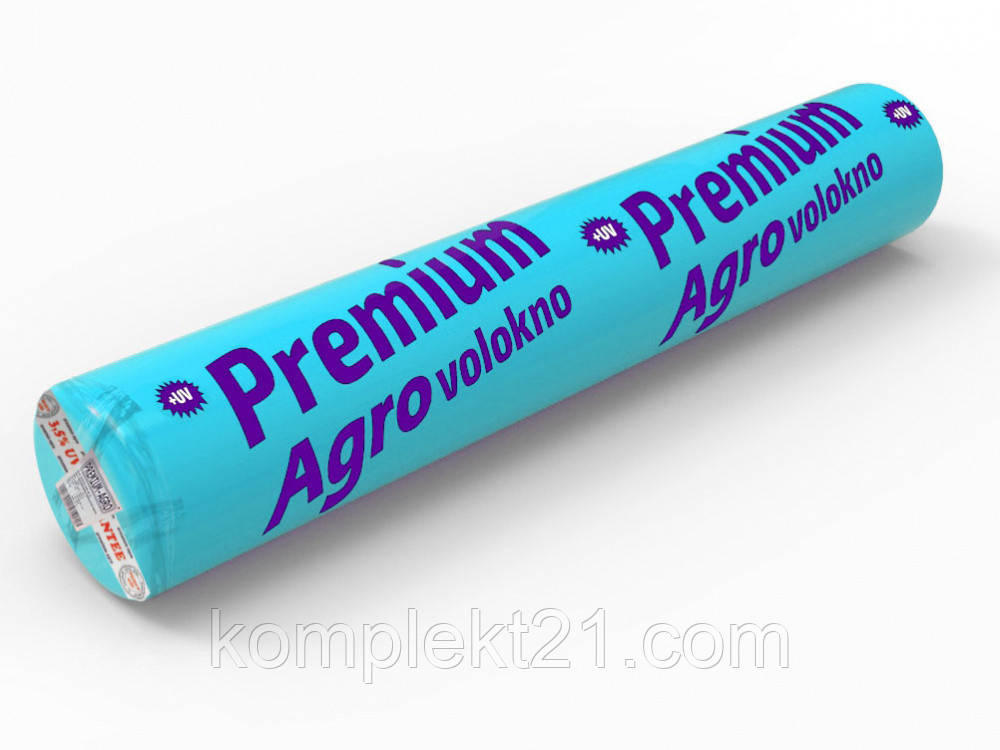 Агроволокно Premium Agro плотность 30г/м2 1.07 м (3300 м)