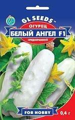 Огурец Белый ангел, пакет 0,4г - Семена огурцов