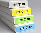 Портативное зарядное устройство Power Bank SAFE 50000 mAh, фото 4