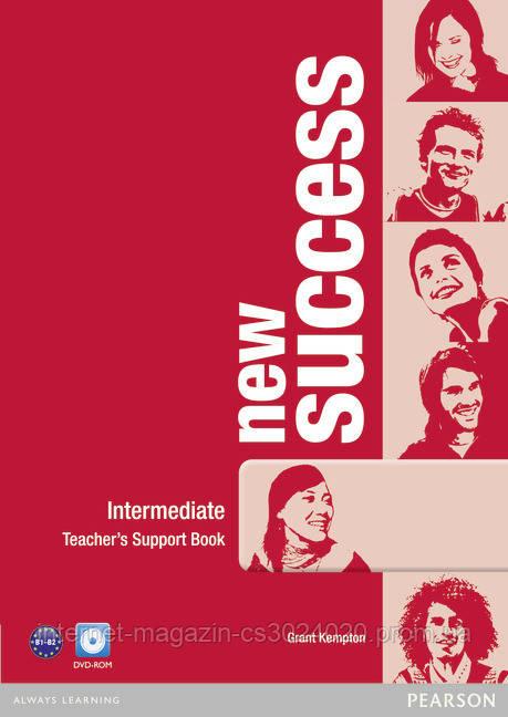 New Success Intermediate Teacher's Book (with Test Master CD-ROM) ISBN: 9781408297117