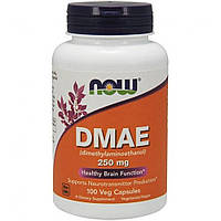DMAE 250mg 100caps, NOW
