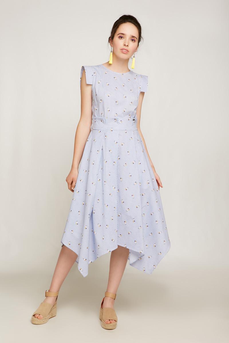 2170 платье Амур, груша (50-52)