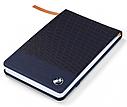 Оригинальный небольшой блокнот BMW Notebook, Small, Dark Blue (80242454636), фото 2