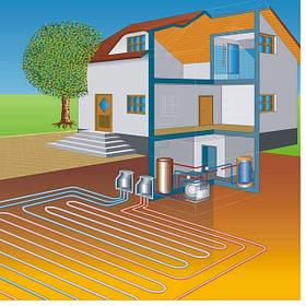 Буріння та облаштування свердловин для геотермальних теплових насосів