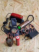 Аккумуляторный фонарь 2в1 налобный и ручной Bailong BL-6811-T6